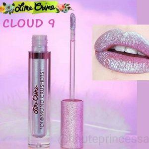 🍈Lime Crime Cloud 9 Diamond Crushers lip topper
